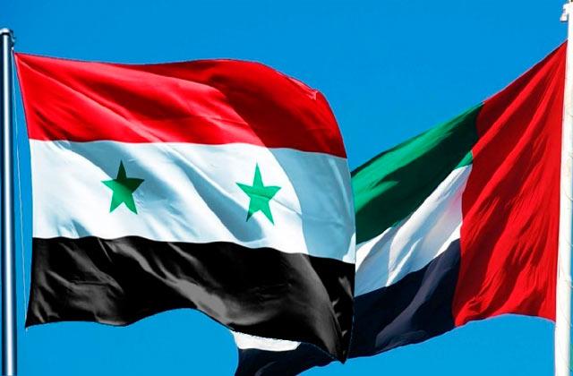 سوريا-و-الإمارات-تتفقان-على-خطط-مستقبلية-لـ.ـتعزيز-التعاون-الاقتـ.ـصادي-خلال-المرحلة-القادمة.