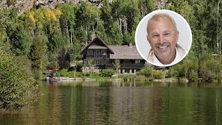 Picture of Cayden Wyatt Costner's dad Kevin real estate