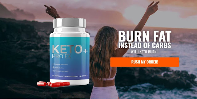 Keto Plus Pro Ex Reviews