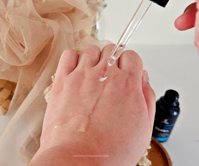 Tekstur LT Pro skin Serum Biotics
