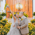 Kris Bernal and Perry Choi sunflower-themed church wedding a must see