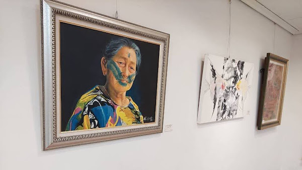 員青書畫會員聯展「心‧院」 員林美術館藝術饗宴