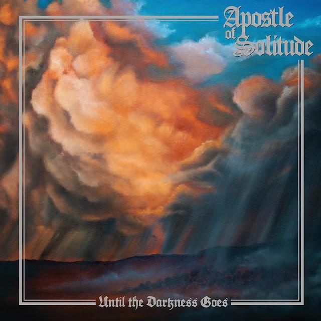 """Ο δίσκος των Apostle of Solitude """"Until The Darkness Goes"""""""