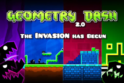 Geometry Dash v2.2 MOD APK [Menu, Unlocked] Download Now