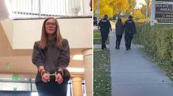 Mỹ: Học Sinh Trung Học Bị Bắt Vì Không Muốn Đeo Khẩu Trang