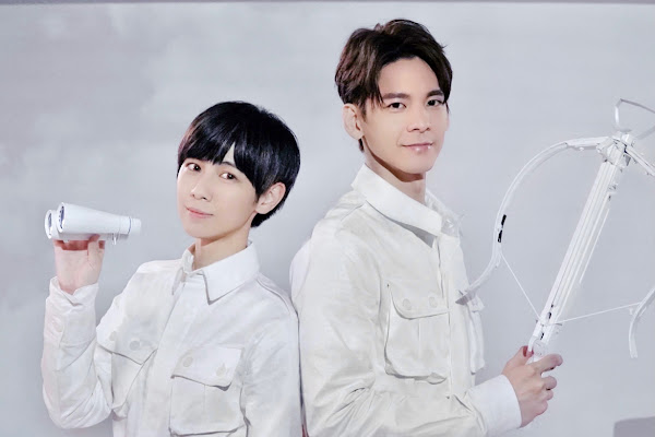 小魏魏嘉瑩最新單曲 拉能歌擅演的林柏宏一起當天使邱比特