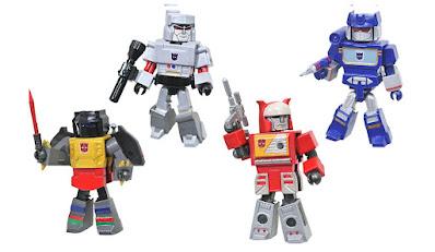 Transformers G1 Minimates Box Set #2 by Diamond Select Toys