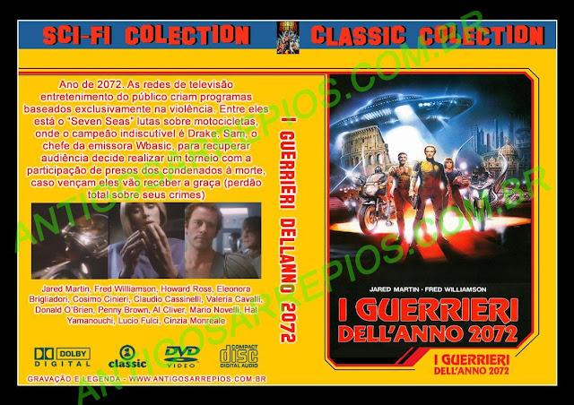 I Guerrieri Dellanno 2072 (1984)