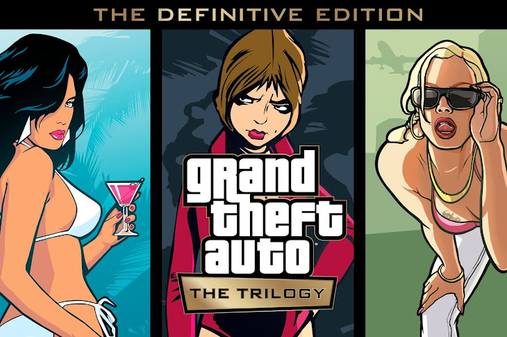 Grand Theft Auto Definitive Editions Footage Revealed