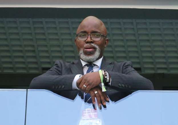 I Haven't Slept Till Now: Pinnick Video message to Super Eagles ahead of Nigeria Vs CAR