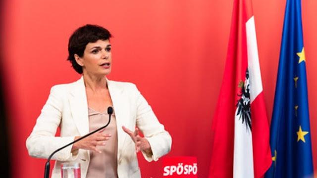 رئيسة,الحزب,الاشتراكي,تدعو,المستشار,النمساوي,إلى,تحمل,المسؤولية
