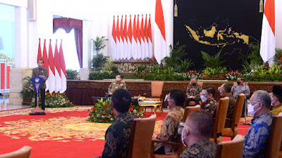 Presiden Jokowi Minta, Jaga dan Kawal Perkembangan Digitalisasi Keuangan