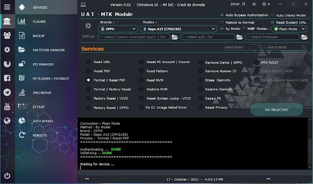 Uni-Android Tool - UAT MTK Module Version  4.02 Cr@ck Free Download