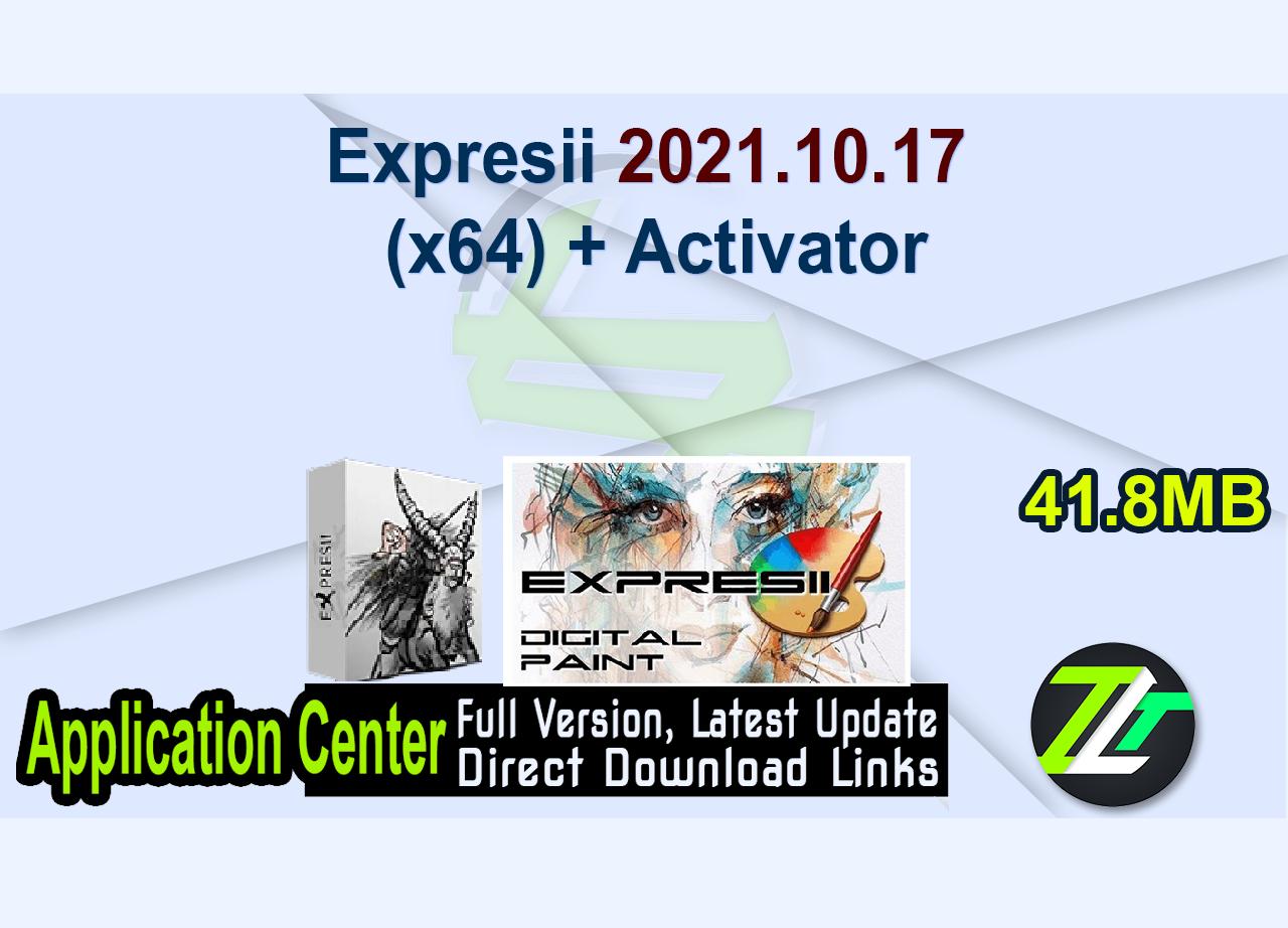 Expresii 2021.10.17 (x64) + Activator