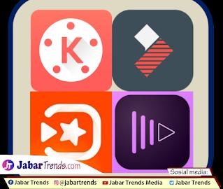 Aplikasi Edit Video Android dan iPhone Terbaik 2021