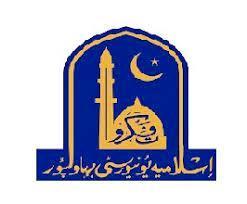 The Islamia University of Bahawalpur IUB Main Campus  BS Program (Morning) 4th Merit List Upload Fall Admissions 2021