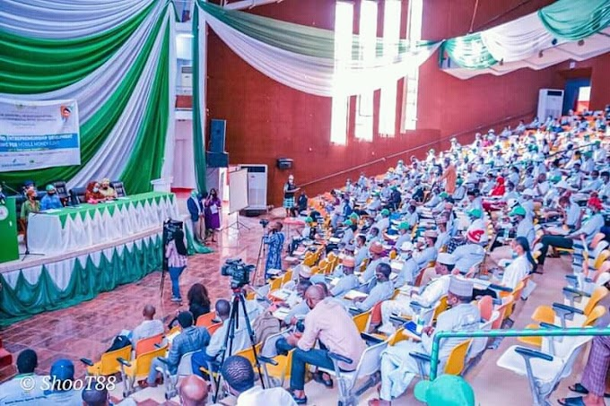 Farouk flags off training of 1,850 beneficiaries as SANEF Agents, offers N20,000 as Startup Capital