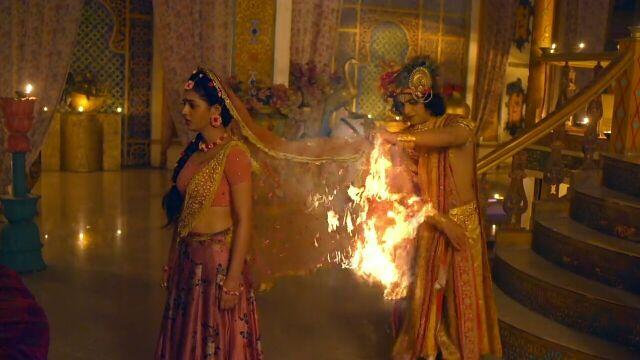 Radha Krishna: Star Bharat Radha Krishn - Session 4 E249 4th October 2021 Episode