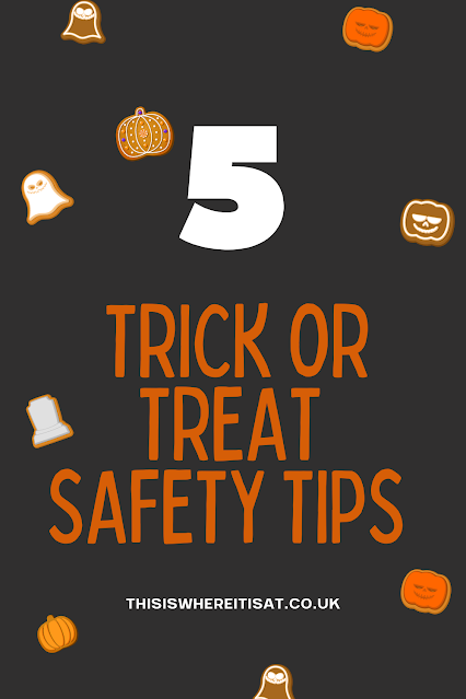 5 trick or treat safety tips