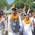 वरिष्ठ कांग्रेसी नेता दिनेशानन्द झा के नेतृत्व में सैकड़ों युवाओं ने थामा कांग्रेस का दामन