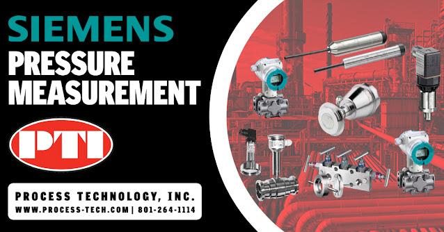 Siemens Industrial Pressure Measurement Products