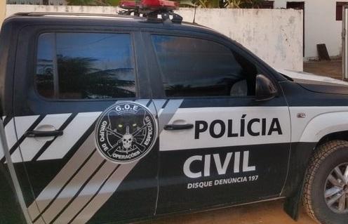 Polícias prendem no sertão matador de organização criminosa que estava na Paraíba para cometer mais um crime