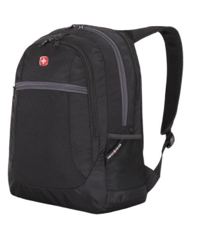 Swiss Gear 15.2 cms Black Laptop Backpack (2786204408)