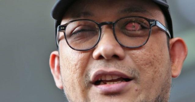 Email hingga Telpon Seluler 19 Pegawai KPK yang Akan Diberhentikan Diretas, Novel: Makin Jelas Pihak yang Terlibat!