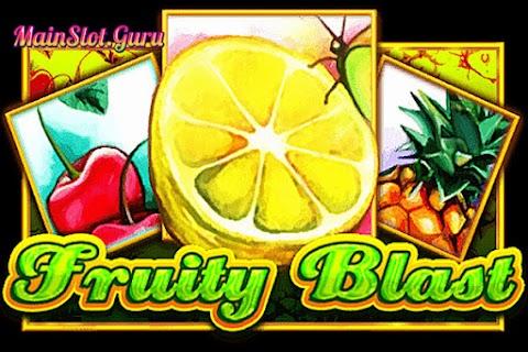 Main Gratis Slot Fruity Blast (Pragmatic Play) | 96.30% Slot RTP