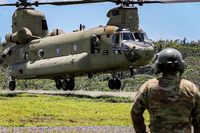 trực thăng CH-47F Block II Chinook