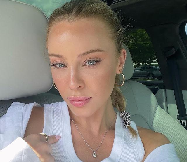 Fitness Influencer Daisy Keech Shower Tease OnlyFans Video Leak Goes Viral
