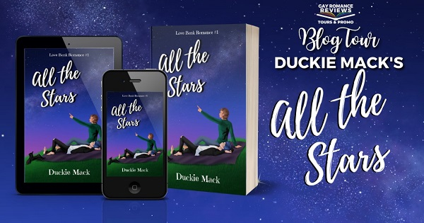 Blog Tour. Duckie Mack's All the Stars.