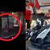 Video Viral Bus Sugeng Rahayu Tabrak Bus Mira, Motor sampai Tergencet di Tengah!