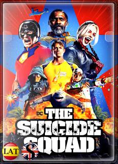 El Escuadrón Suicida (2021) HD 1080P LATINO/INGLES