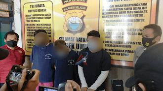 Pelaku Pencurian Ikan Cupang Berhasil di Ringkus Unit Reskrim