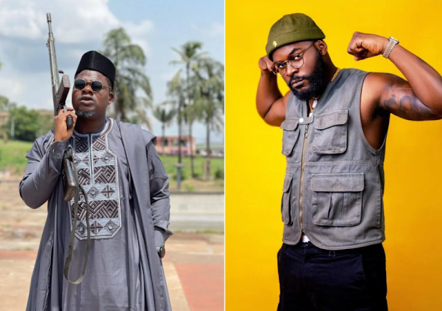 EndSARS: Falz and Mr Macaroni announces procession to Lekki Tollgate in spite of threats from the Nigerian Police