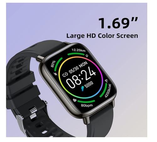 PIBO IP67 Waterproof Sleep Monitor Fitness Smart Watch