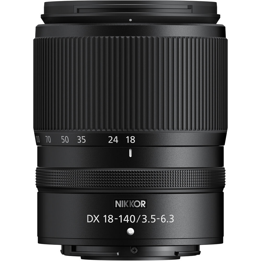 Объектив Nikon Nikkor Z DX 18-140mm f/3.5-6.3 VR
