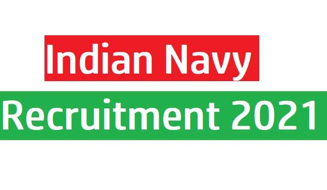 Indian Navy Recruitment 2021  10 + 2 (B.Tech) Eligibility