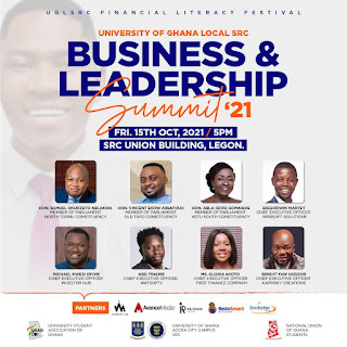 Richmond Akpah To Host The UGLSRC Business  Leadership Summit 2021