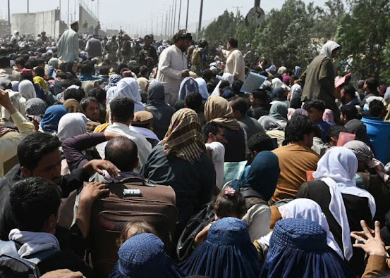 Kabul,Fearful wait,US,Deliver,Evacuation Vow,News,