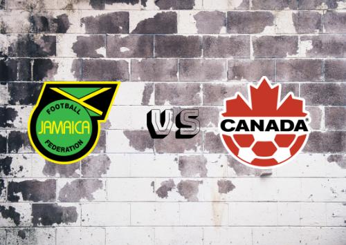 Jamaica vs Canadá  Resumen