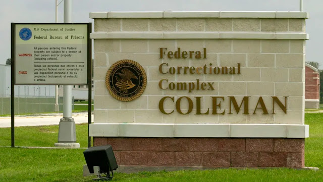 Coleman Federal Correctional Complex. Photo: Times
