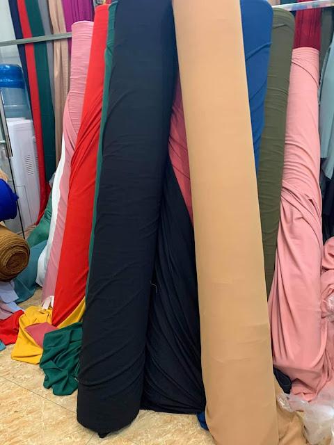 Chuyên thu mua vải cây sll tồn kho giá cao tại KCN Long Thành, Đồng Nai