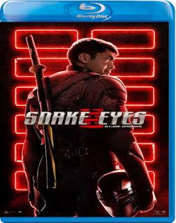 Snake Eyes: G.I. Joe Origins [2021] [BD25]  [Latino]