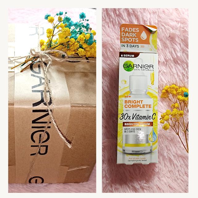 Garnier Bright Complete Vitamin C Serum