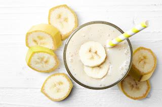 gambar jus pisang