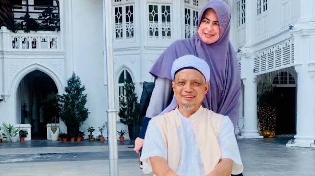 TOK! Yayasan Az Zikra Cabut Gugatan ke Istri Kedua Ustadz Arifin Ilham