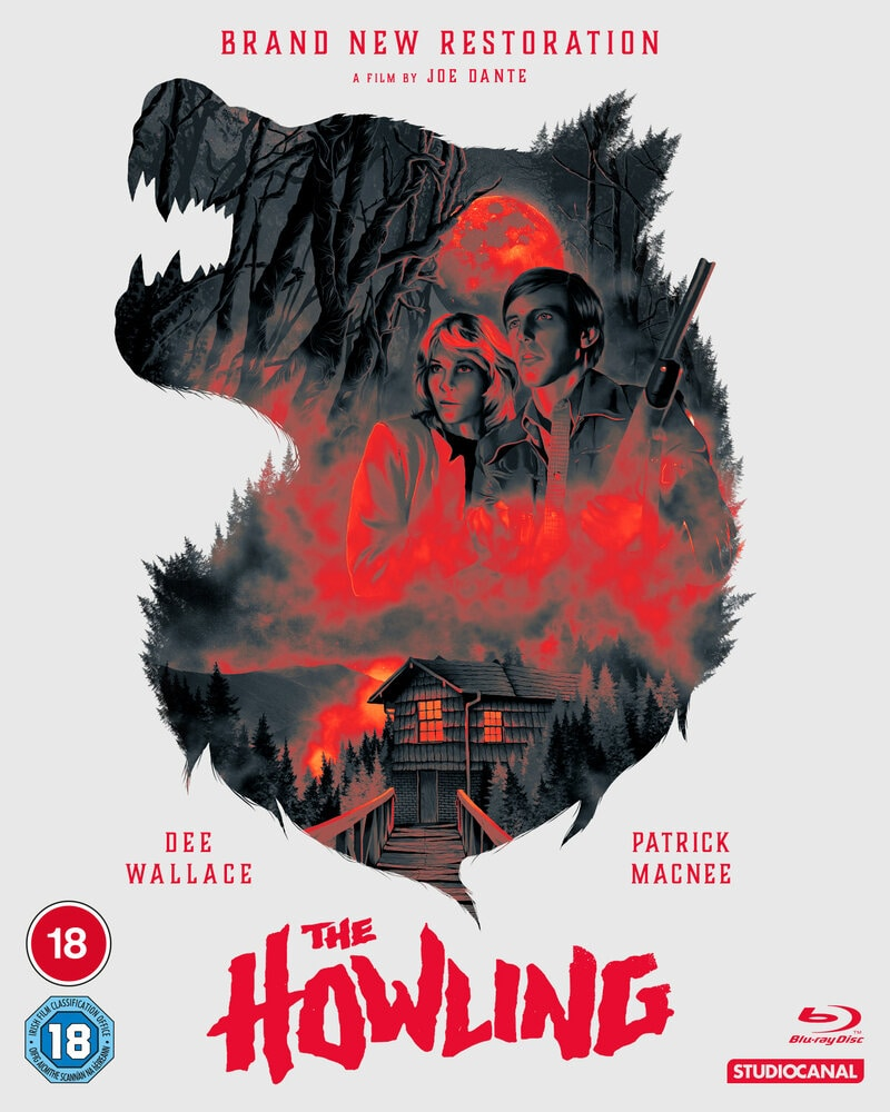the howling 4k bluray