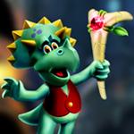 PG Winsome Dinosaur Escape